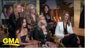 Exclusive interview with the cast of Big Little Lies season 2