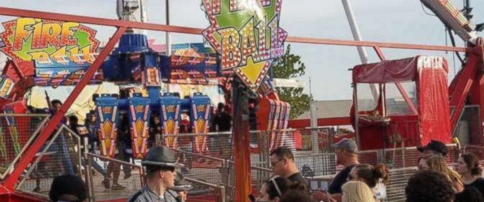 1 dead, 7 injured, after incident on ride at Ohio State Fair