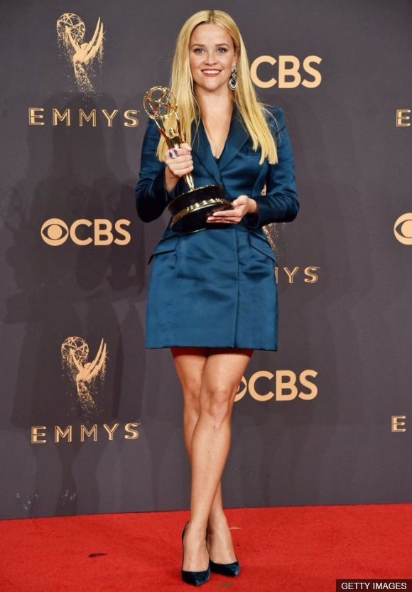 In pictures: Fashion at the Emmys
