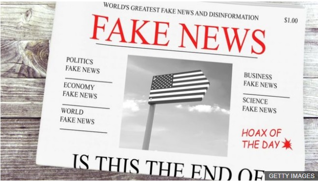 Fake news worries are growing suggests BBC poll