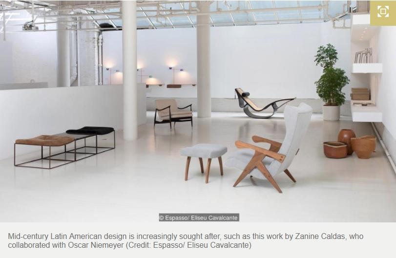 The imaginative, elegant furniture of Latin America