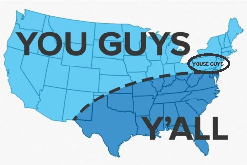 Dialects Maps of American English