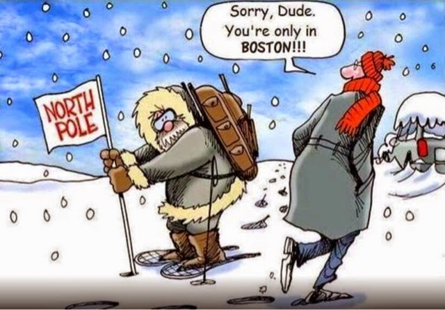 Youre only in Boston!!!