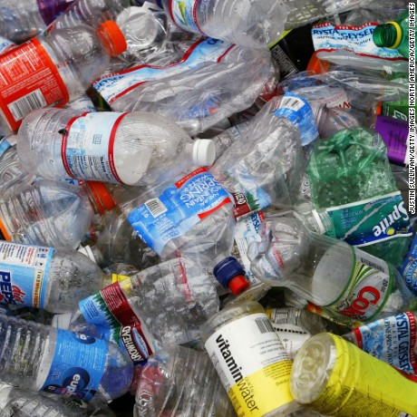 Scientists hope new enzyme will eat plastic pollution