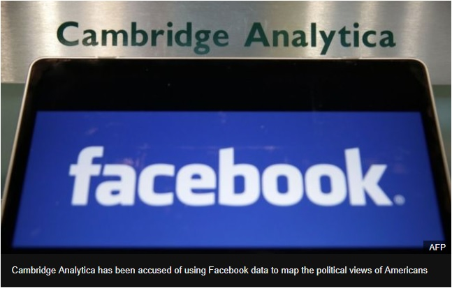 Information watchdog seeks Cambridge Analytica data