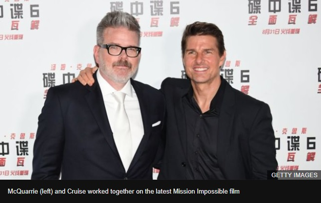 Tom Cruise gives lesson in TV settings and motion smoothing