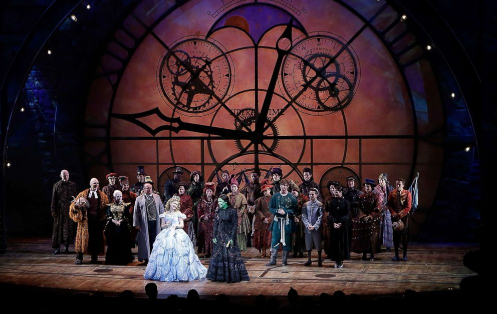 New details announced on Wicked movie musical