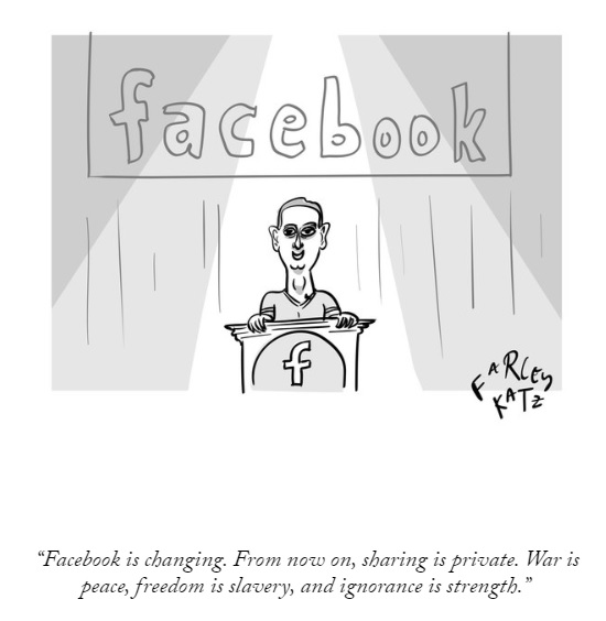 Facebook is changing ...