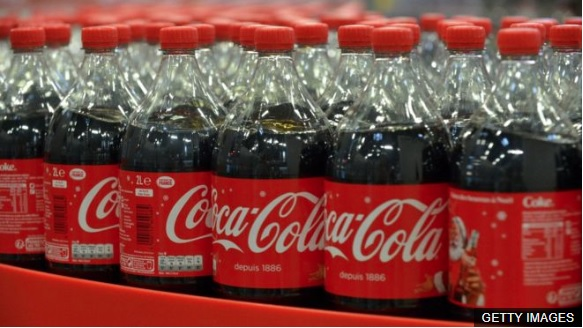 Coca-Cola reveals how much plastic it uses