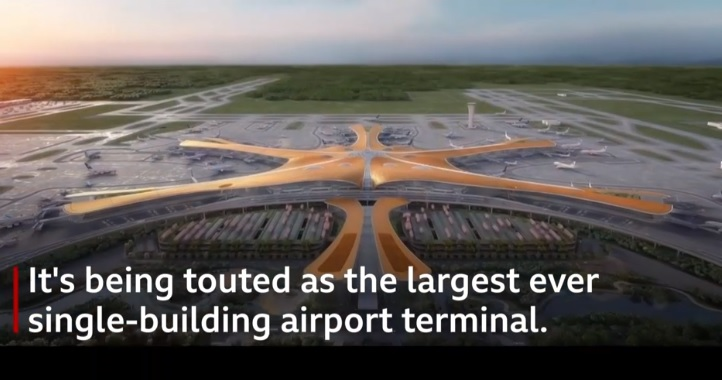 The World's Largest Airport-Terminal Building