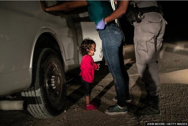 World Press Photo 2019: Image of crying toddler wins