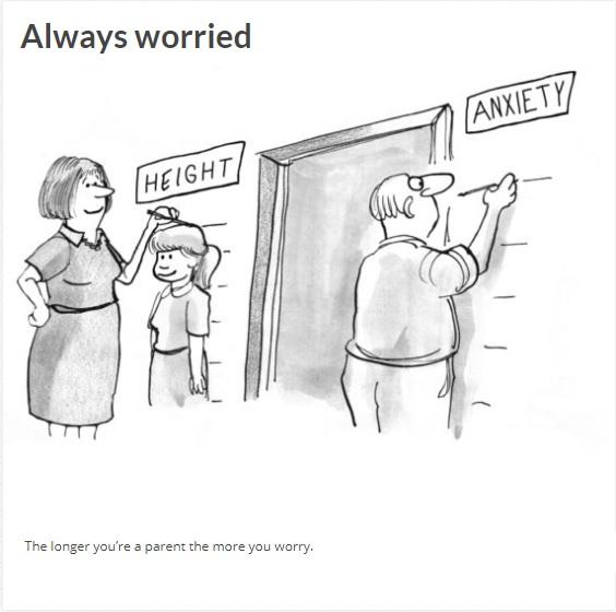 Always worried
